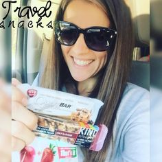 "My take on 21-Day Fix approved ""bars"" - for the busy mama always on the go!"