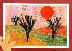 Kuvahaun tulos haulle fall art projects for elementary students