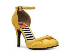 Rocket Dog Olivia Pump Pumps & Heels Women's Shoes - DSW $45 Purple and yellow too bright of a combo?