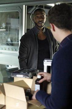 """Antoine Triplett  - Agents of S.H.I.E.L.D. - Season 1 - """"Providence"""""""