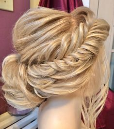 Bridal Beauty, Bridal Hair, Your Girl, My Girl, Looking Gorgeous, Most Beautiful, Plan My Wedding, Bridal Show, Hair Designs