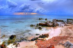 Rum Point in Grand Cayman.