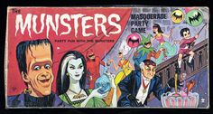 The Munster's Masquerade Party Game (1965)