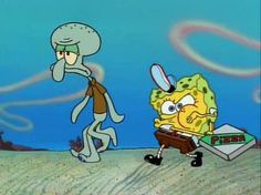 Krusty Krab pizza is the pizza for you and me! Funny Profile Pictures, Funny Animal Pictures, Reaction Pictures, Cartoon Icons, Cartoon Memes, Cartoon Characters, Cartoons, Spongebob Pics, Spongebob Drawings