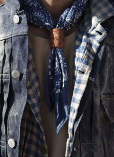 Lookbook Levis Vintage Clothing (Wiosna/Lato 2012)