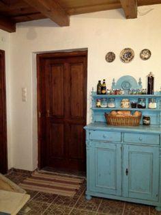 cupboard in the kitchen - rental house BUKK, Hungary