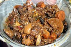 <만능맛간장 만드는법> 맛간장 양념 하나면 오케이 : 네이버 블로그 Pot Roast, Ethnic Recipes, Food, Carne Asada, Roast Beef, Eten, Meals, Diet