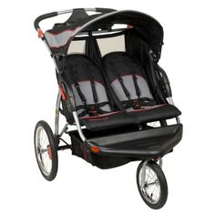 Baby Trend Expedition Double Jogger Stroller - Millennium