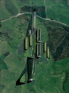 Douglas A-4K Skyhawk - Royal New Zealand Air Force (RNZAF), New Zealand