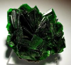 (or meta-torbernite) is a radioactive phosphate mineral, and is a dehydration pseudomorph of torbernite. Chemically, it is a copper uranyl phosphate Minerals And Gemstones, Crystals Minerals, Rocks And Minerals, Stones And Crystals, Mineral Stone, Minions, Rocks And Gems, Healing Stones, Congo