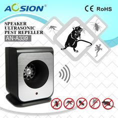 >> Click to Buy << Aosion home pest reject product black single speaker ultrasonic pest reject rat mice mouse repeller repellent AN-A339 #Affiliate