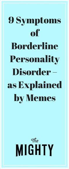Why I Self-Sabotage as Someone With Borderline Personality Disorder Symptoms Of Bipolar Depression, Bpd Symptoms, Anxiety Attacks Symptoms, Depression Recovery, Borderline Personality Disorder Symptoms, Personality Disorder Types, Psychology Facts Personality Types, Psychology Quotes, Salud