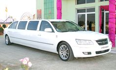 Gold Plated Lincoln Town Car Stretched Limousine 1 All