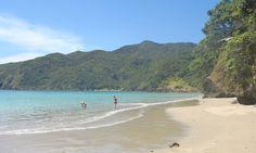 Top Five Beaches in Hong Kong- pui o beach south lantau