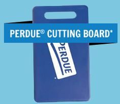 FREE Perdue Cutting Board and Salad Forks on http://hunt4freebies.com