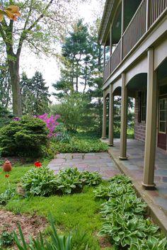 Historic J. Hummer House c.1851 - Gardens