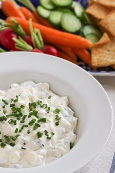 Sour Cream & Onion Dip | foodnfocus.com