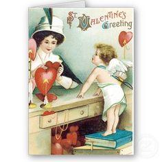 Woman & Cupid
