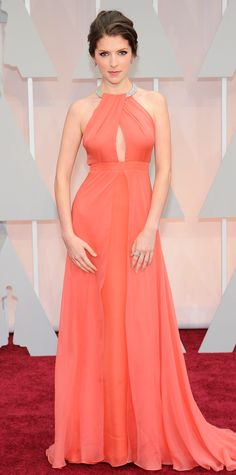 10 Looks That Prove Anna Kendrick Is as Stylish as She Is Hilarious - Thakoon, 2015 from InStyle.com
