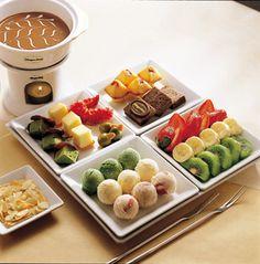 idea for fondue