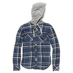 ELEMENT Stander Men chemise à capuche avec boutons 69,00 € #skate #skateboard #skateboarding #streetshop #skateshop @playskateshop
