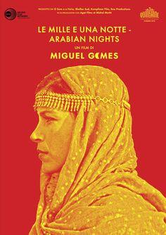 Poster Le mille e una notte - Arabian Nights: Volume 2 - Desolato