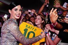Custom Katy soccer jersey!