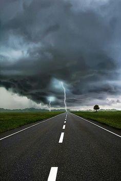 Lightning Highway, Puerto Rico