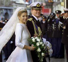 Un siglo de bodas reales