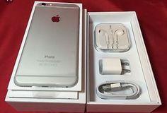 Brand New I Phone 6 S Plus 128g Silver Original Packaging/Box  | eBay