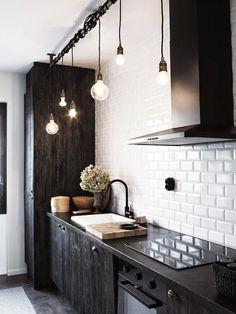 El negro es el nuevo blanco en la cocina | Etxekodeco