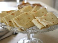 """A Grandmonther's Legacy: Lefser, and she's right. It's nothing like my Grandma's """"lefse"""" Bread Rolls, Nom Nom, Food And Drink, Tasty, Nutrition, Sweets, Baking, Snacks, Cake"""
