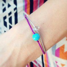 string jewellery www.lyliarose.com/blog Fashion, Lifestyle & Beauty Blog minimal
