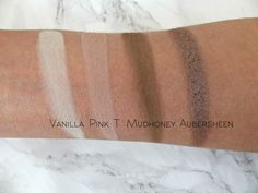 Soap & Glory: What's Nude? Palette  http://www.jasminetalksbeauty.com/2015/07/soap-glory-lid-stuff-in-whats-nude.html  #bbloggers #bblogger #makeup #eyeshadow #palette #beautyblogger #soapandglory #swatch #swatches
