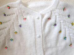 İşli bebek ceketi | Emeksensin | At6q