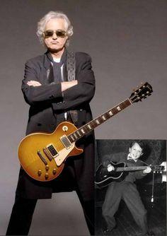 Jimmy Page e as suas guitarras! Uma discussão sobre as guitarras do mestre e como ele as usava! Quer saber um pouco mais sobre o timbre dele? Ta indo para o lugar certo!