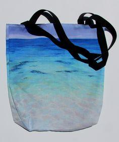 Tranquillity Tote Bag - Ann Steer Art Gallery