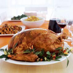 BLOG: Soy sauce & honey glazed turkey
