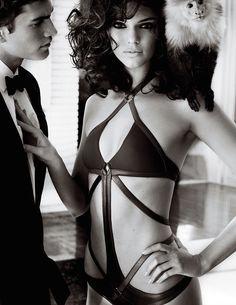 Photographer Mario Testino Shoots Kendall Jenner for March 2015 Allure Magazine | American Pride Magazine