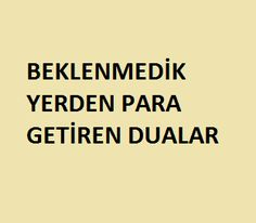 beklenmedik yerden para getiren dua Magick Book, Quran Pak, How To Do Yoga, Islam, Prayers, Positivity, Fitness, Dress, Stop It