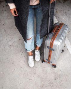 See Want Shop Blogger Lisa Hamilton | Travel Attire |