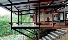 Dal Pian Arquitetos Associados: Residência, Ubatuba, SP - ARCOWEB