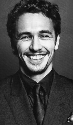 James Franco linda sonrisa
