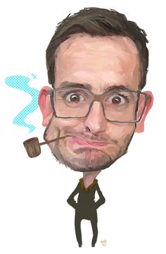 #caricature #art #portrait #submission #comic