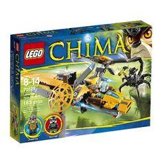 70129 LEGO Chima Lavertus' Twin Blade http://www.amazon.com