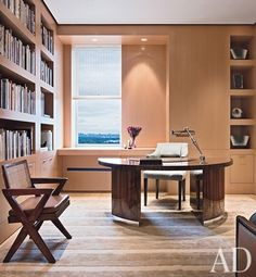 Our favorite home offices.   archdigest.com