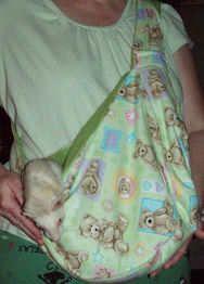 ferret sling