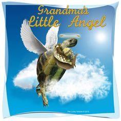 Tortoise Grandma & Grandpa's Little Angel Daddy's Little Angel, Grandma And Grandpa, Tortoises, Turtle, Graphic Design, Movie Posters, Art, Art Background, Turtles