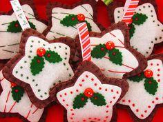 choir handmade ornaments | Star Ornaments 30+ Cute Handmade Christmas Ornaments & Decoration ...