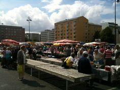 Tammelantori, Tamperella